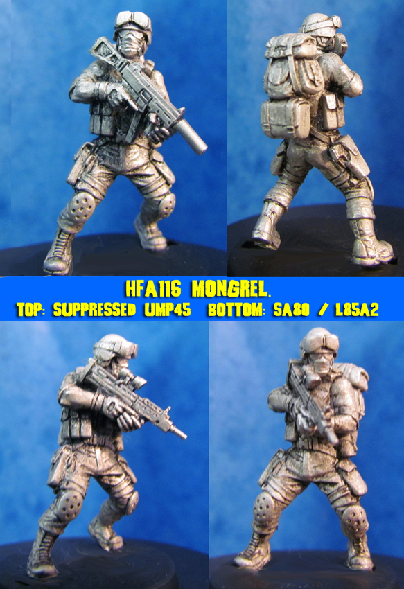 HFA116 Mongrel